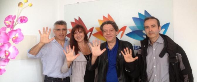 Julián Moreno, economista y escritor solidario