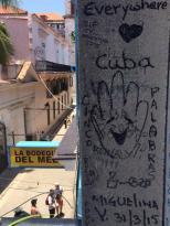 CINCO PALABRAS CUBA