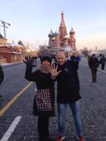 CINCO PALABRAS EN MOSCÚ