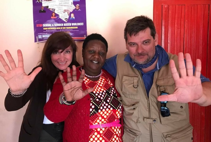 ESCRIBE TU RELATO DE MARZO (V): Agnes Pareyio desde Tasaru – Narok (Kenia)