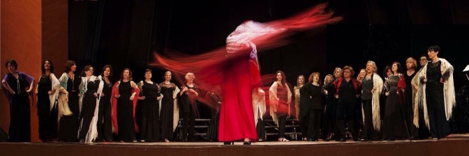 Concierto Barbieri el 6 de mayo a beneficio de Cinco Palabras en Colmenarejo