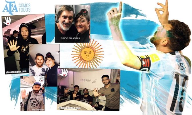 ESCRIBE TU RELATO DE SEPTIEMBRE (II): LA SELECCIÓN @Argentina CON @TeamMessi