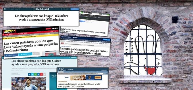 La prensa española se hace eco de las palabras que nos dio el jugador @LUISSUAREZ @LaVanguardia @abc_es @mundodeportivo @elconfidencial @informacion_es  @besoccer_ES