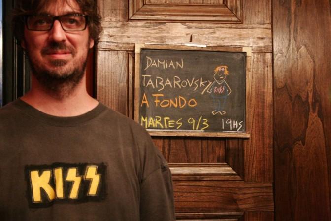 EL PRÓLOGO DEL MES DE NOVIEMBRE: DAMIÁN Tabarovsky