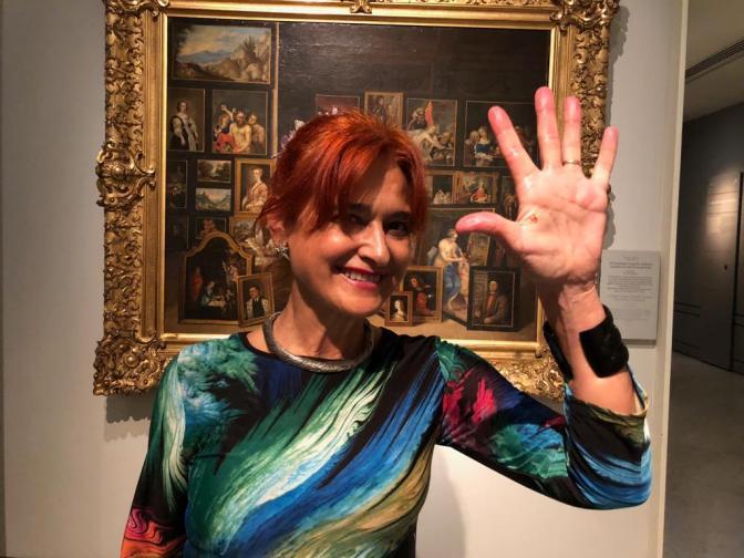 ESCRIBE TU RELATO DE NOVIEMBRE (V): ELENA CÁNOVAS, DIRECTORA DE TEATRO