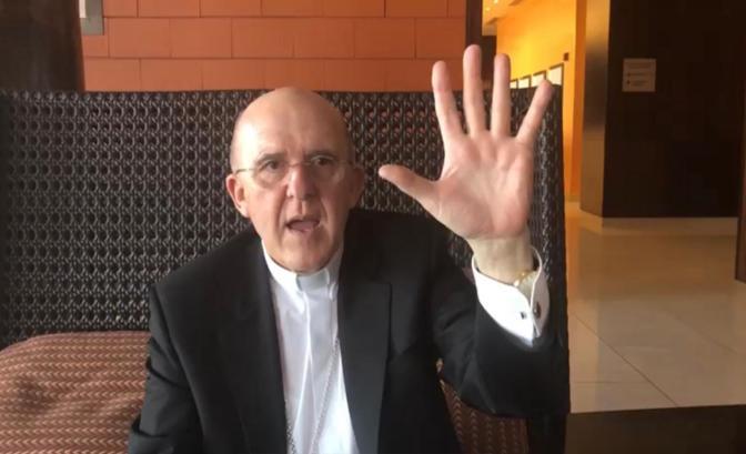 ESCRIBE TU RELATO DE FEBRERO (I): Carlos Osoro Sierra, Arzobispo de Madrid